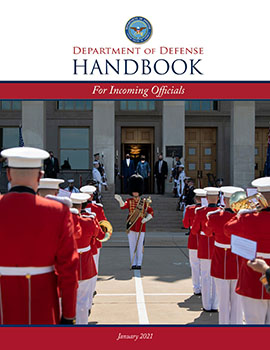 2021 Handbook for Incoming Officials